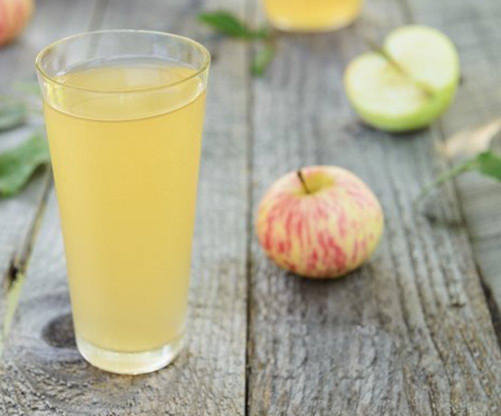 Natural shingles treatment: Apple cider vinegar