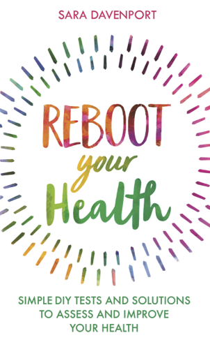 REBOOT YOUR HEALTH   A DIY manual for health   Order your copy now