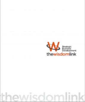 The Wisdom Link Brochure