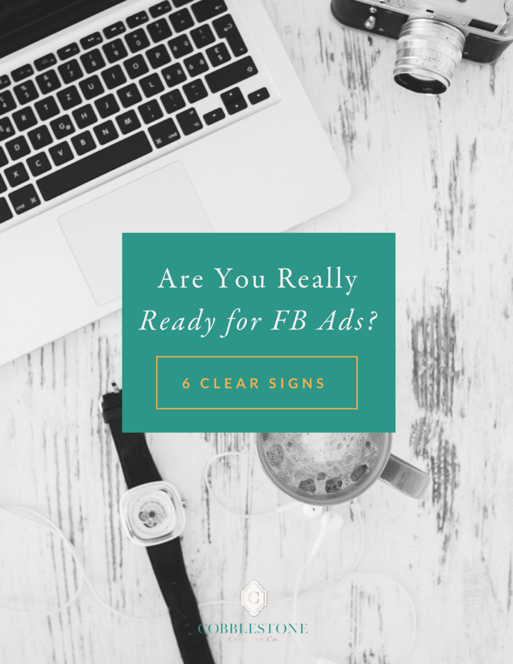 You've heard about the incredible power of Facebook ads, but are you ready to use them for your business? Facebook ads can't save a poor strategy or bad business. It's best to have a few things in place before moving onto Facebook ads. Click through to learn if your business is ready to harness the power of Facebook ads.