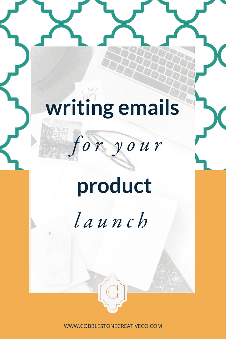 Writing emails for your product launch can be overwhelming because there are just so many.  So you're tempted to write them as you go. #badidea  To write them all in advance and at one time, look to these 3 easy places to get all the content inspiration you need to get moving.