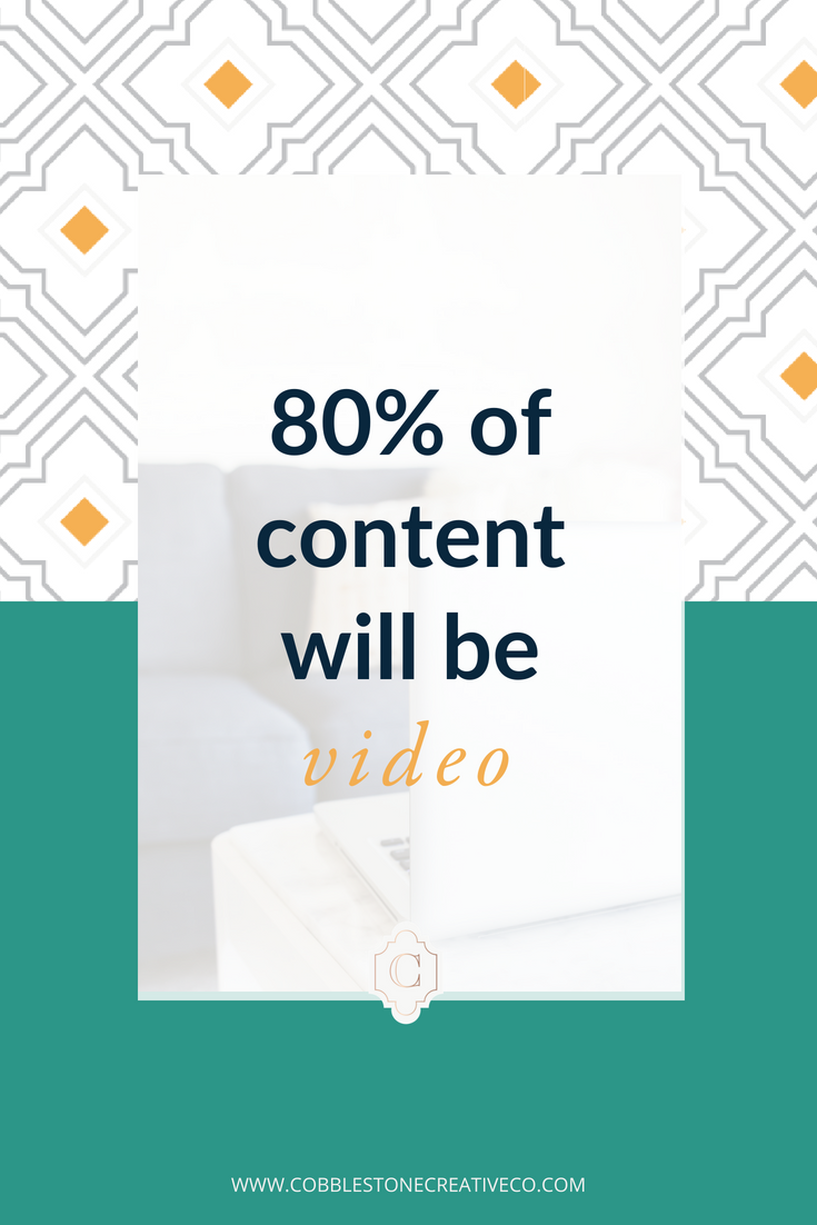 It's said that in the near future 80% of content will be video, and it's a great way to accelerate relationships online because people can see and hear you. But if you've done video at all, you know that it can be a beast to edit all the time.  But I don't. Ever.  So here are my top 3 tips for making sure you don't have to either. Wanna make video work even faster for building a relationship with your audience?  Find your unique style of influence to wow then every time. Take the quiz here ——> cobblestonecreativeco.com/quiz