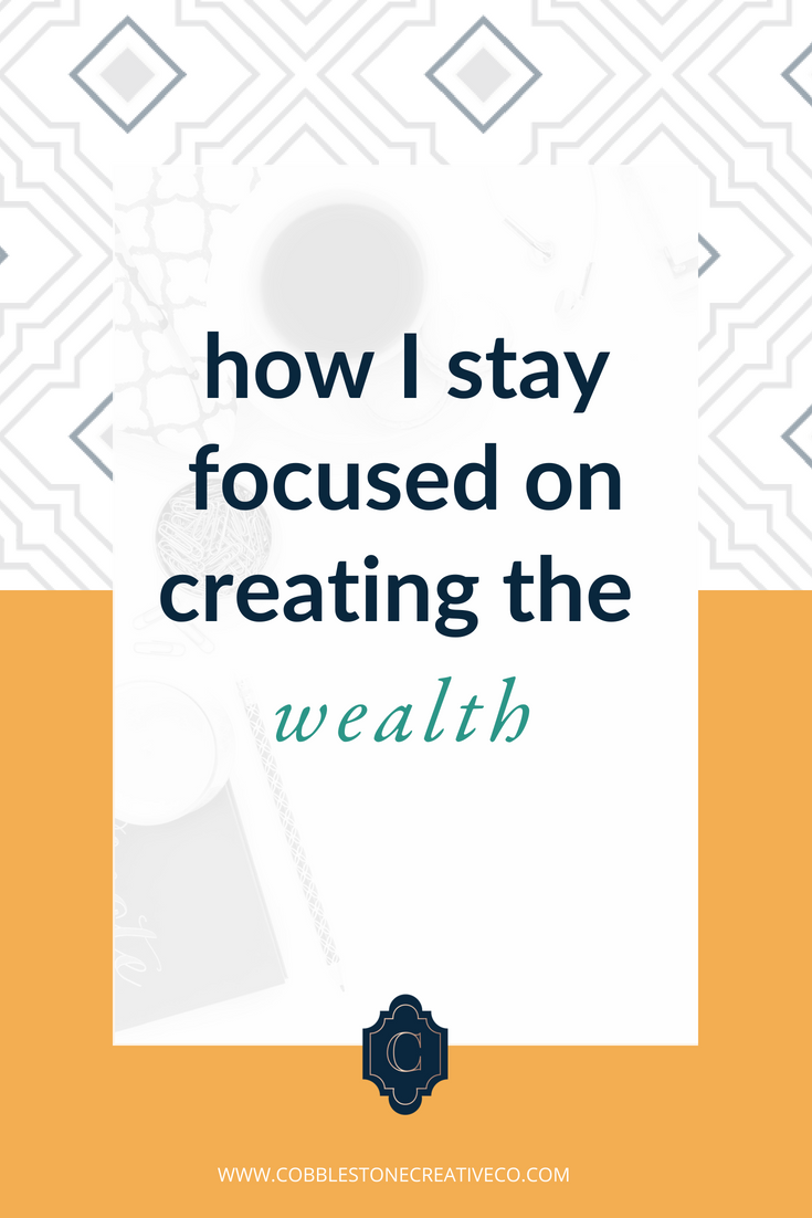 #confession: I don't think I'm smart enough and I spend money on things to make me smarter.  #problem: it keeps me stuck. So I had to make a change and find a way to better know what to spend.  #protip: and I share the way that I stay focused on creating the wealth that I need every day. This one will keep you motivated for sure!
