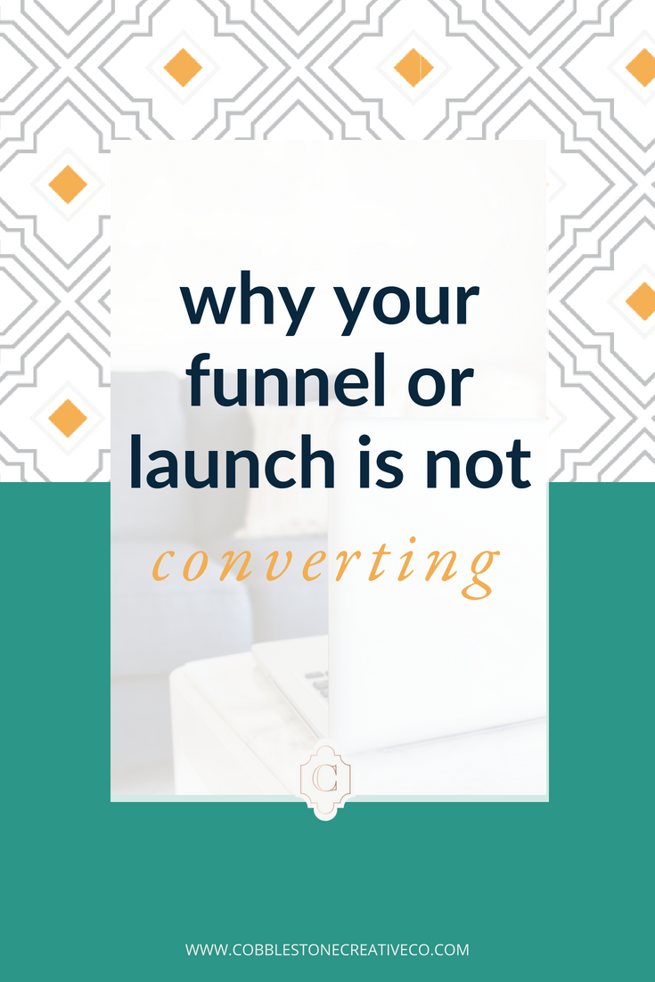 Wondering why you're not converting well in your funnel, launch, or social media? It's likely you're missing one of these crucial steps. #2 is the most often forgotten.  Find your style of influence and Learn how you can use it to make these phases 🔥🔥🔥 for your biz by taking the quiz at cobblestonecreativeco.com/quiz  Get my systems to attract, nurture, and convert at https://cobblestone.shop  See how we can help you convert like crazy at cobblestonecreativeco.com/marketing