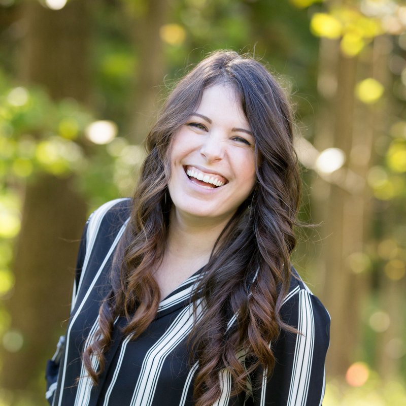 I'm your host, Kate. - Founder + Conversion Marketer behind Cobblestone Creative Co.