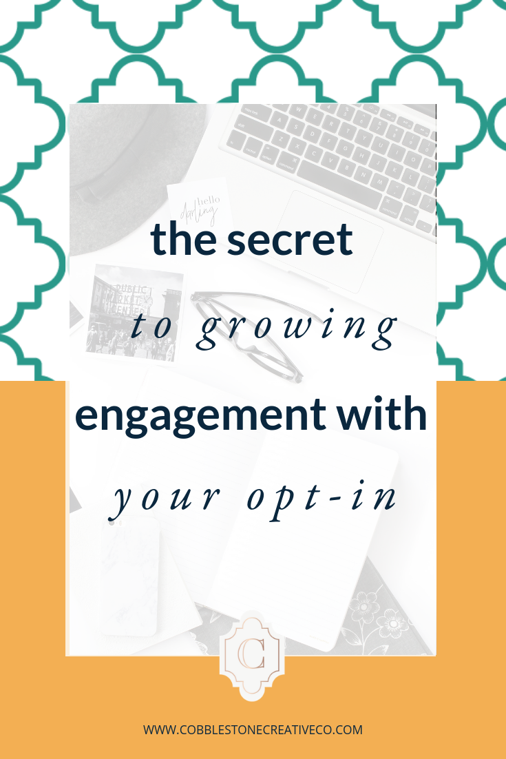 Your opt in isn't just a list builder, it's a trust builder. But it only works if people ...   1. Look at it    2. Use it    3. Get results from it   The problem? You don't know if they've done any of the above. Which is why I've started using a login opt in strategy.  Today I'm sharing my favorite tool for that + how to make it work to build relationships with your funnel.  Get the the tool I use for FREE:    https://www.instagram.com/cobblestonecreative.co/channel/     Have my team support you to build revenue-generating relationships faster with email:    cobblestonecreativeco.com/strategy