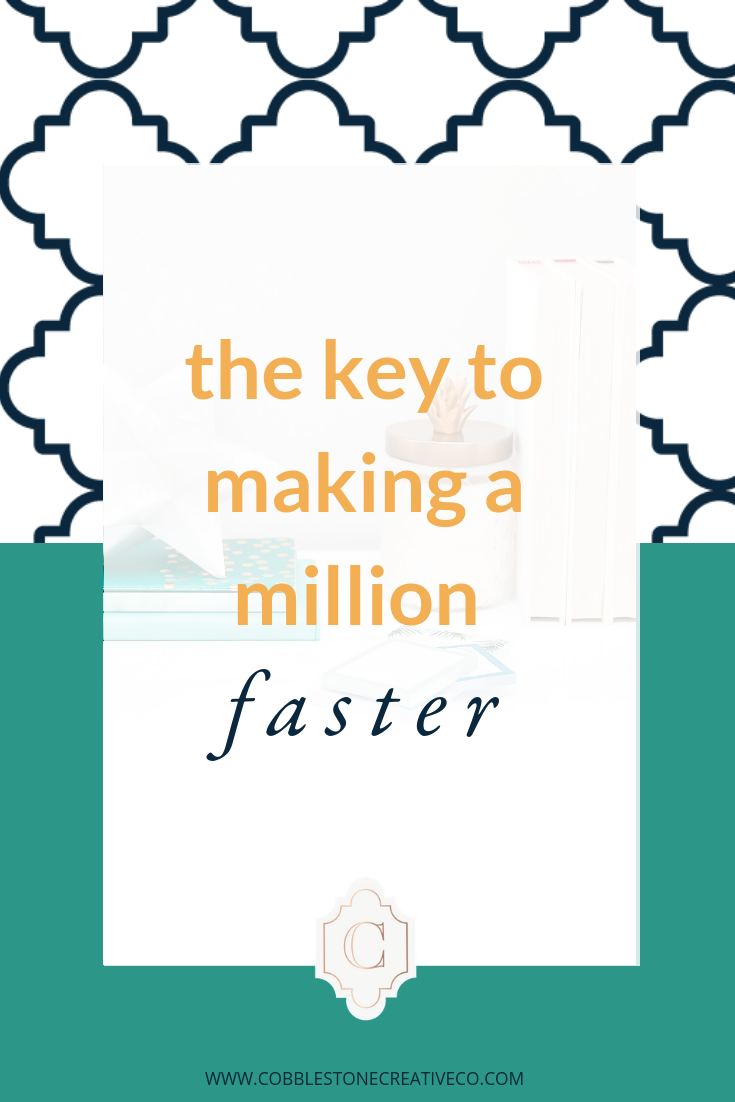 Do you really need 7 streams of income to be a millionaire?     In this episode of Sell Like a CEO you'll learn  ...  --> The   key to making a million faster   than everyone else  --> The   ONE skill to master to be a millionaire   (over and over and over again)  --> The   3 steps to create multiple income streams      Ready to sell like a CEO and be on your way to multi-6 and 7 figures? Get tools inside the CEO Success Resource Vault.  cobblestonecreativeco.com/vault   Want to get your sales simplified, scalable, and consistent? Ask me how my team can help!