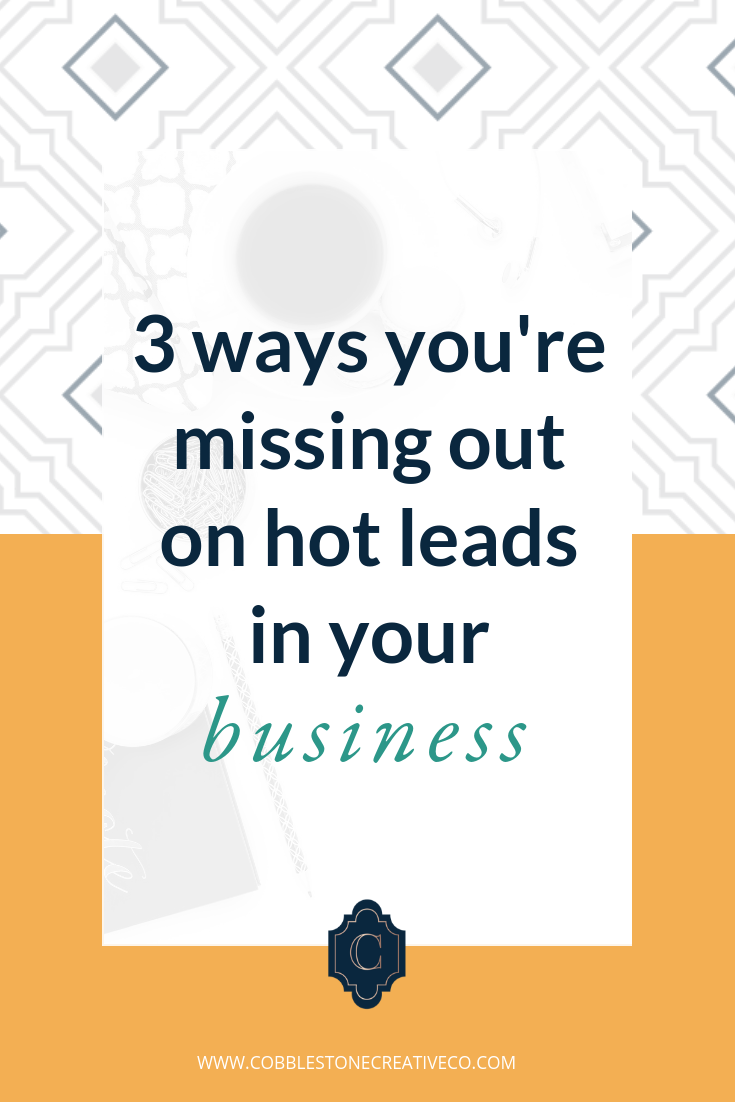 Wanna know the 3 ways you're   missing out on hot leads + real relationships   in your biz right now?   Automating #allthethings might actually be hurting your biz  IF you're not doing it the right way (*ahem* the HUMAN way).  Today I'm sharing the   key ways you're missing out on revenue generating relationships   inside your business.     Check it out in the video below!