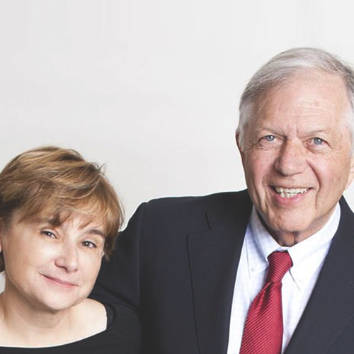 Olga & Michael Block   Co-Founders , BASIS Curriculum Schools