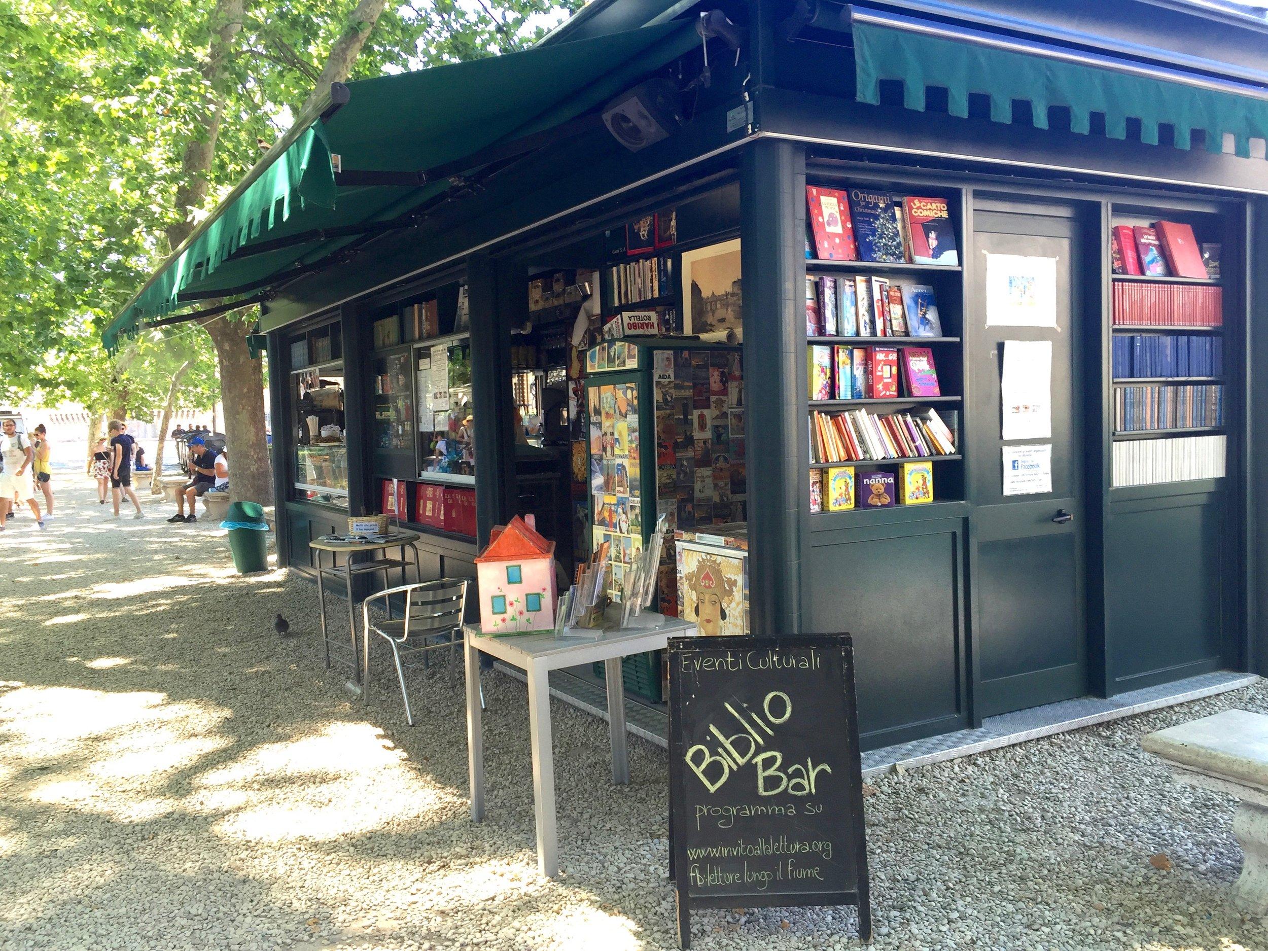 book bar rome