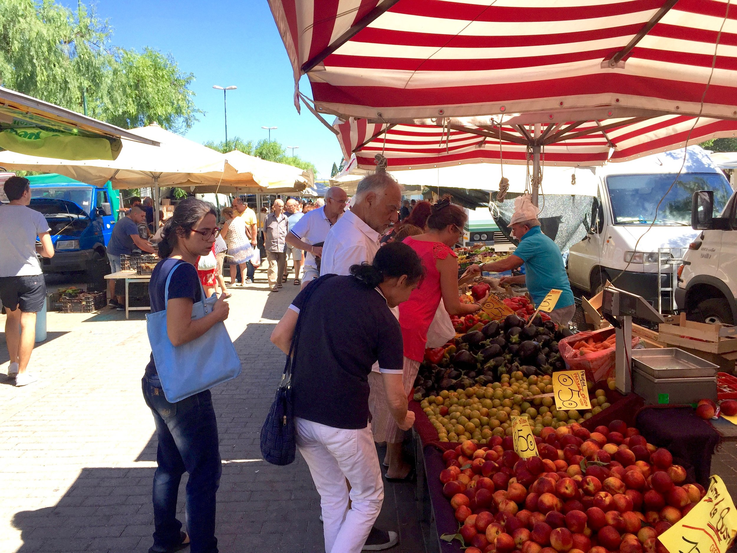 food market puglia