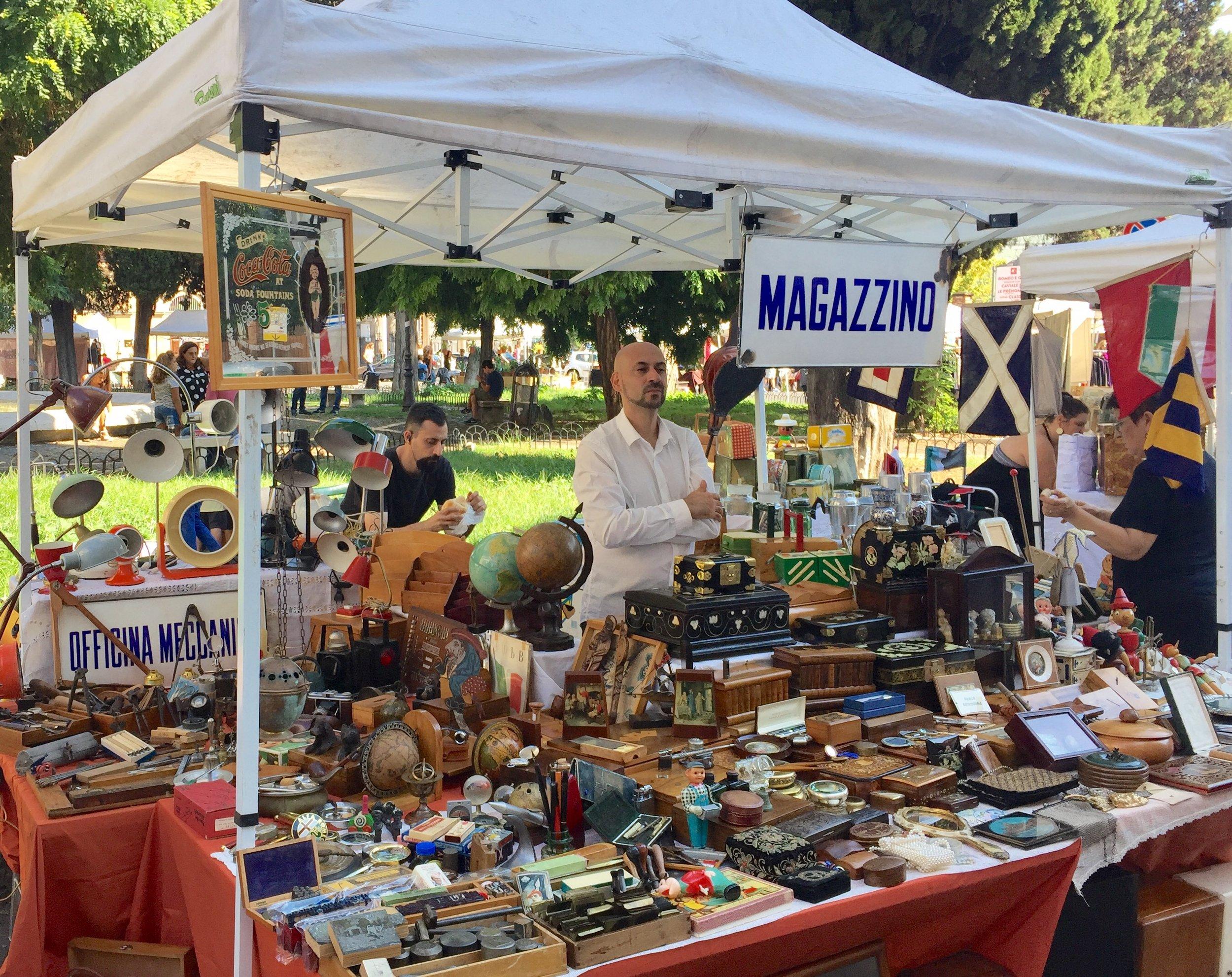 rome market
