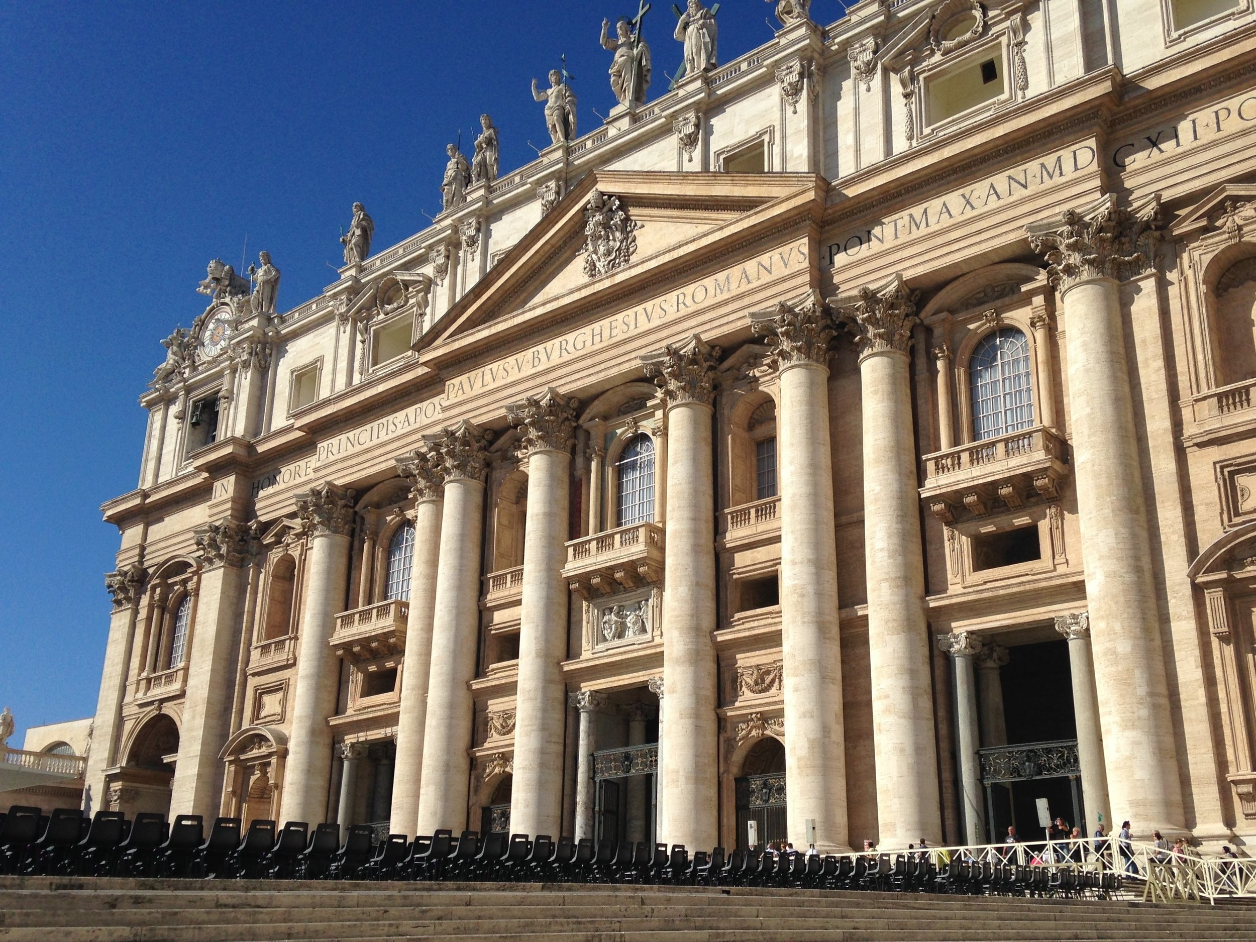 St. Peter's Basilica | Vatican City, Rome