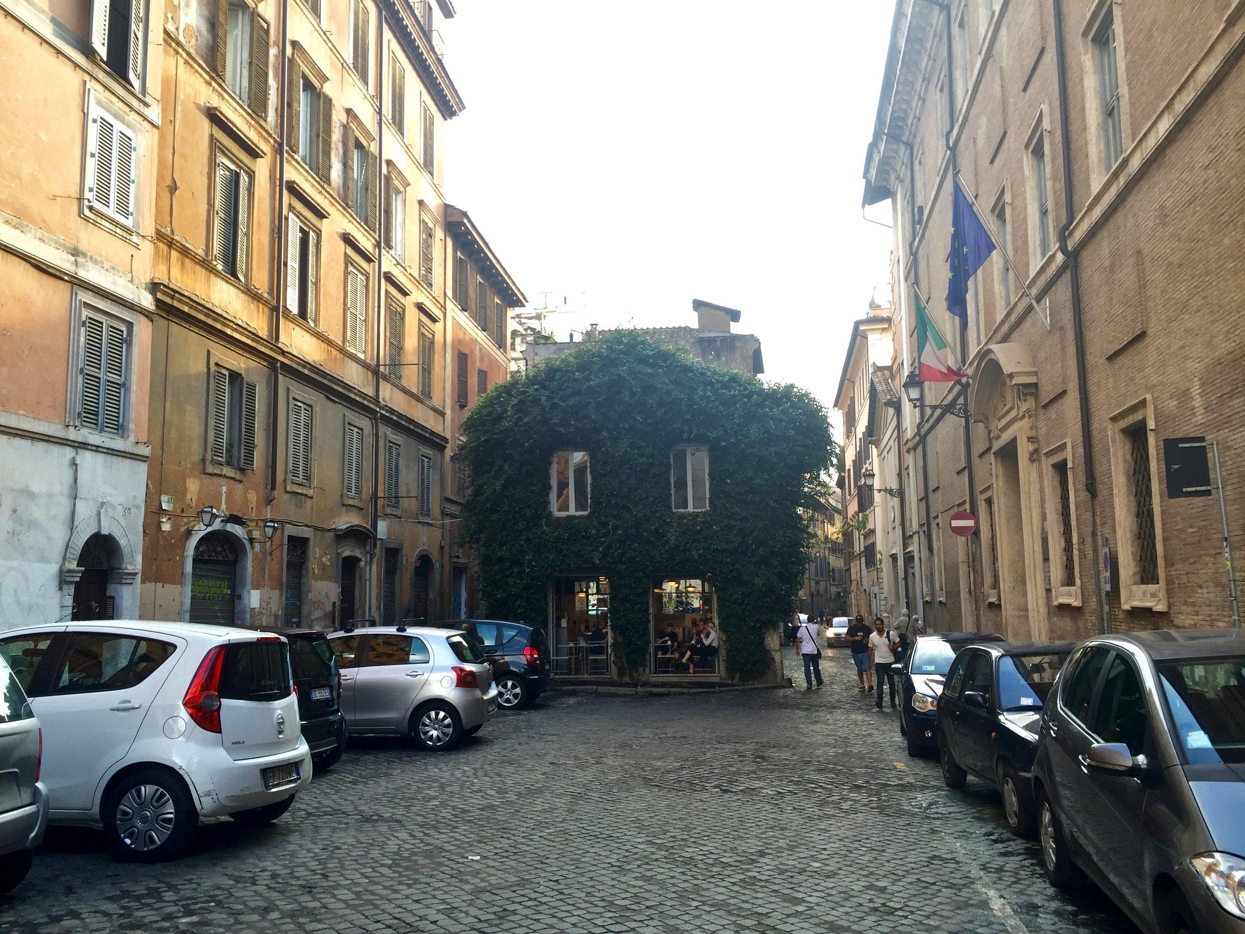 la casetta rome
