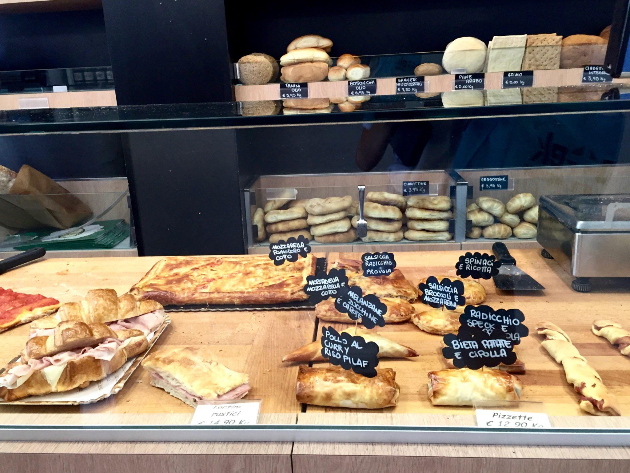 bakery rome
