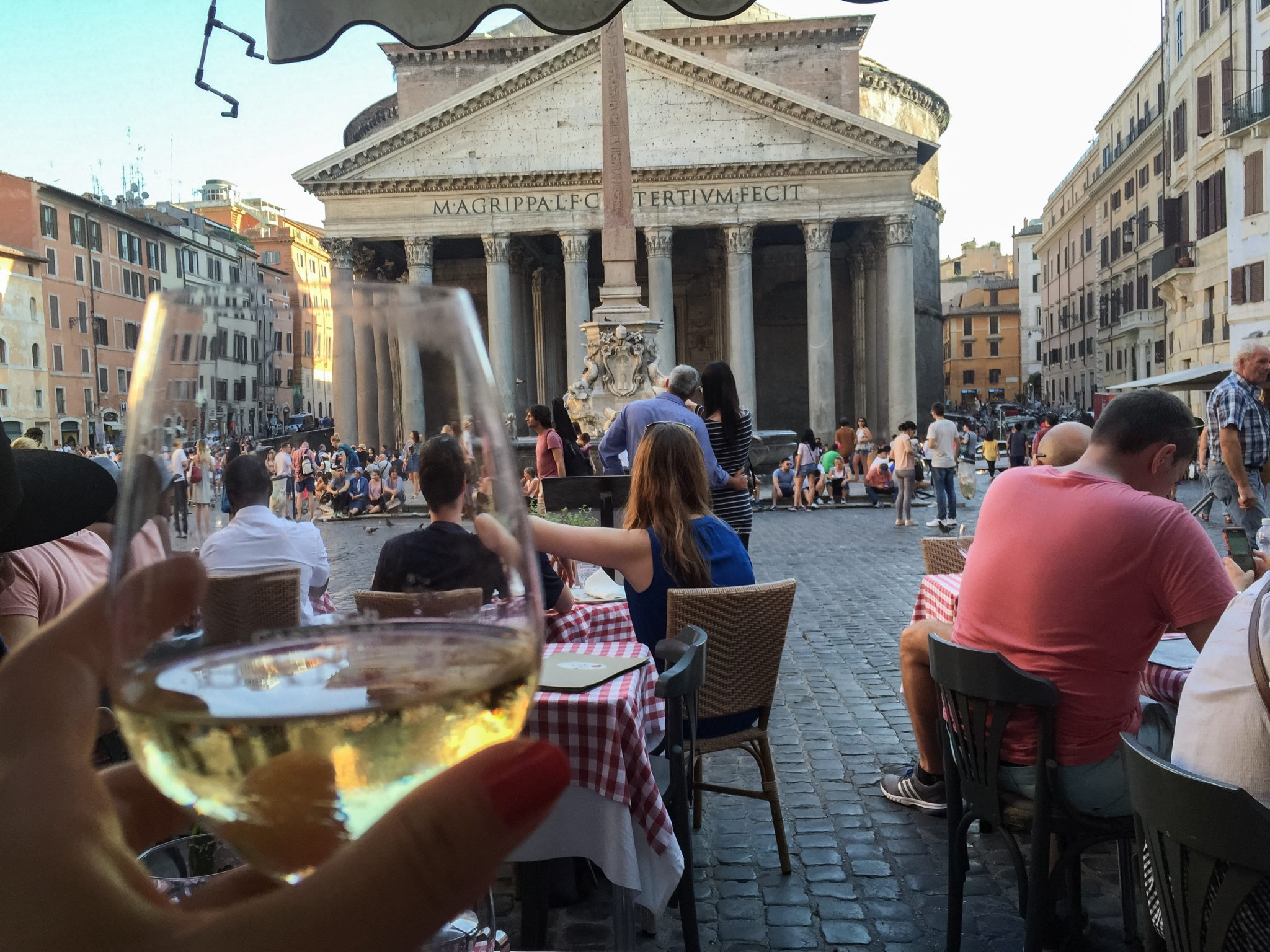 wine pantheon