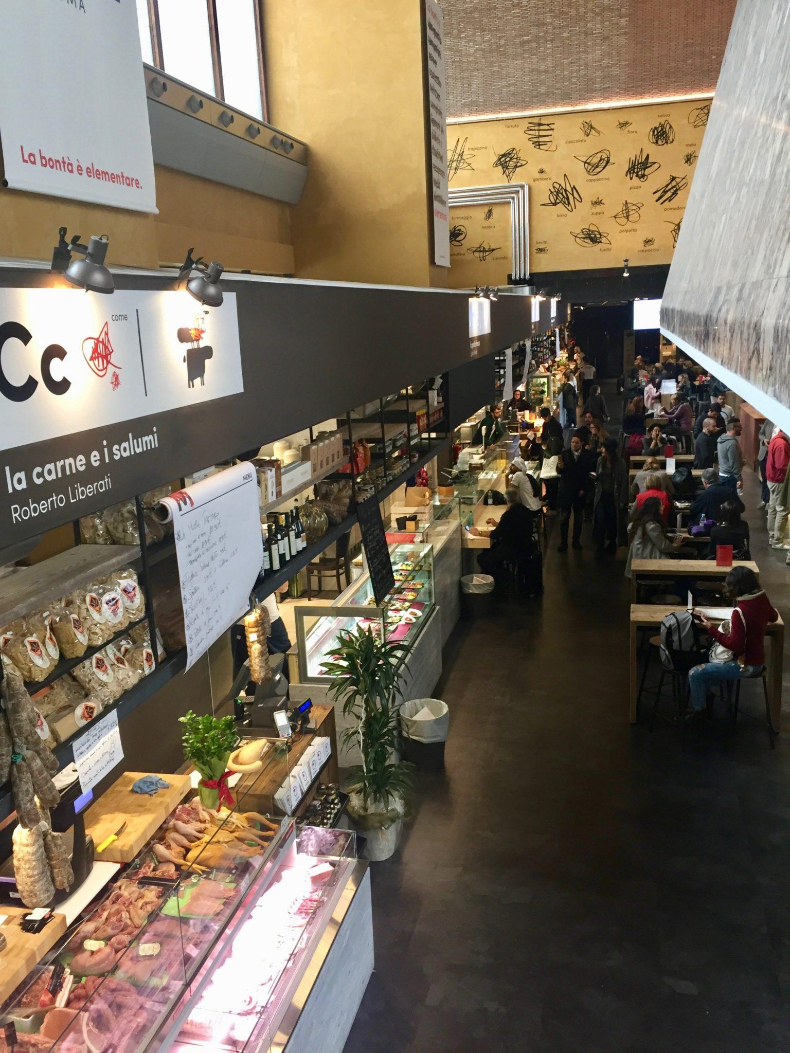 termini market rome