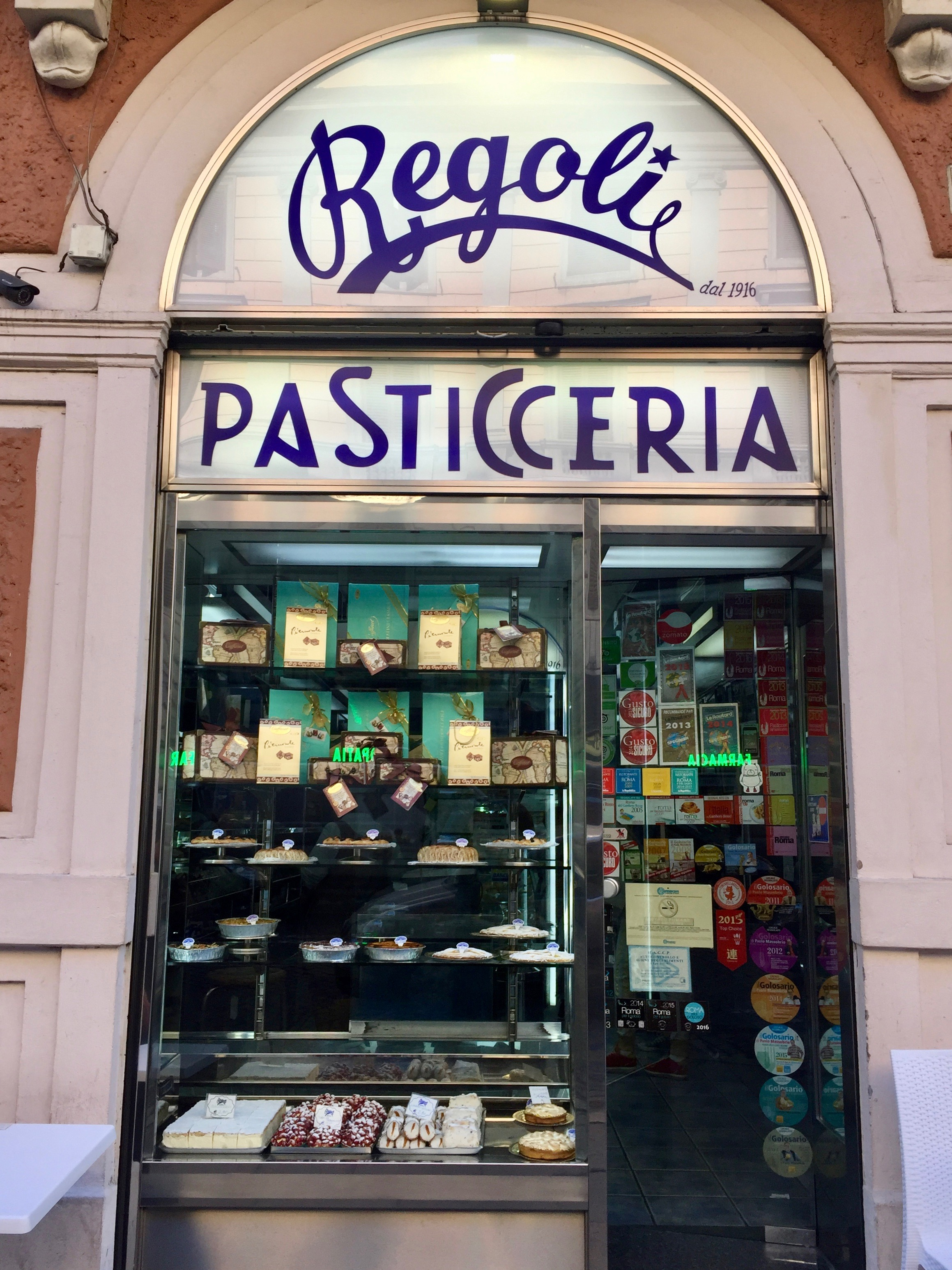 best pastries rome