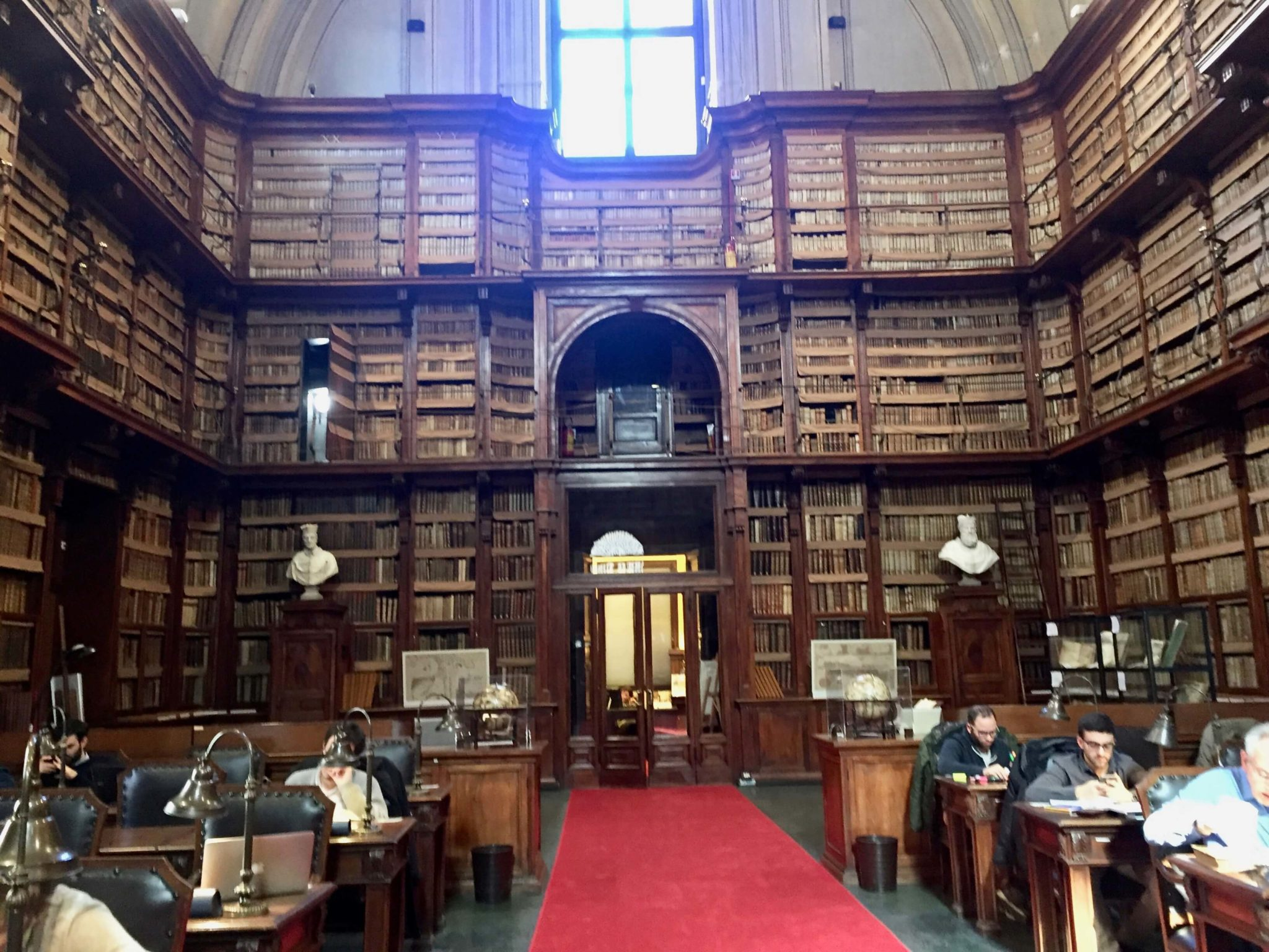 library rome