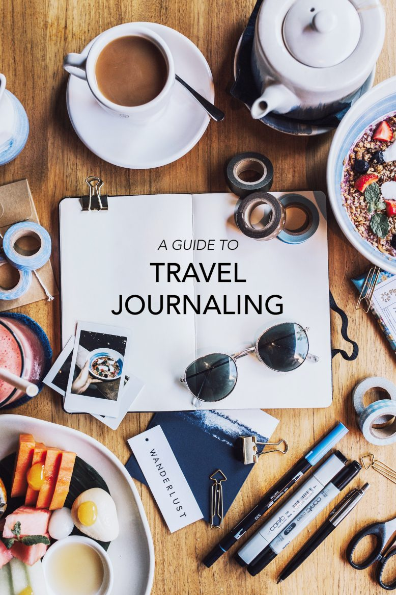 travel journal guide