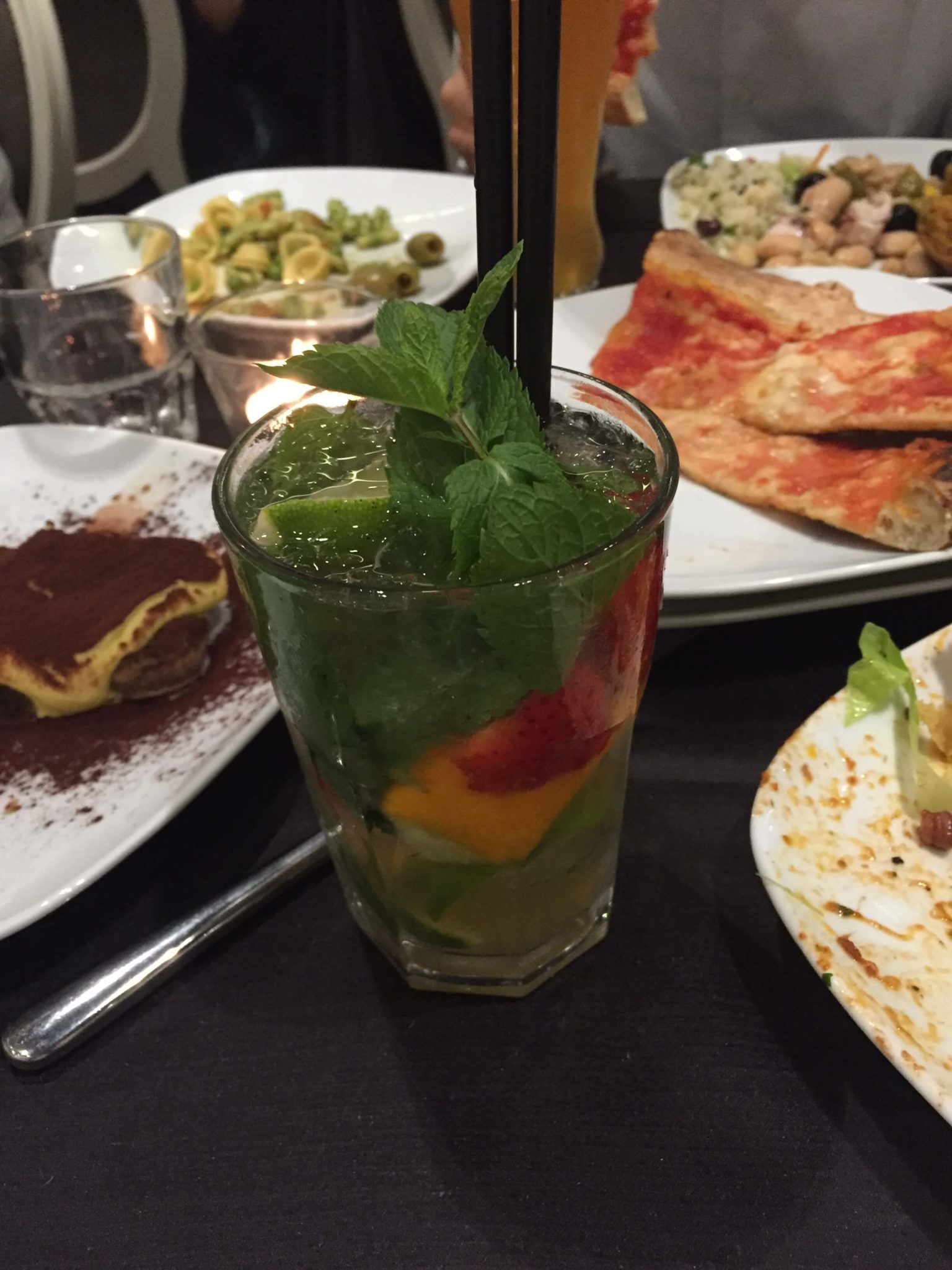 best aperitivo in Rome