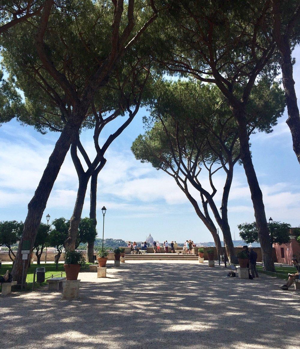 Orange Gardens, Rome