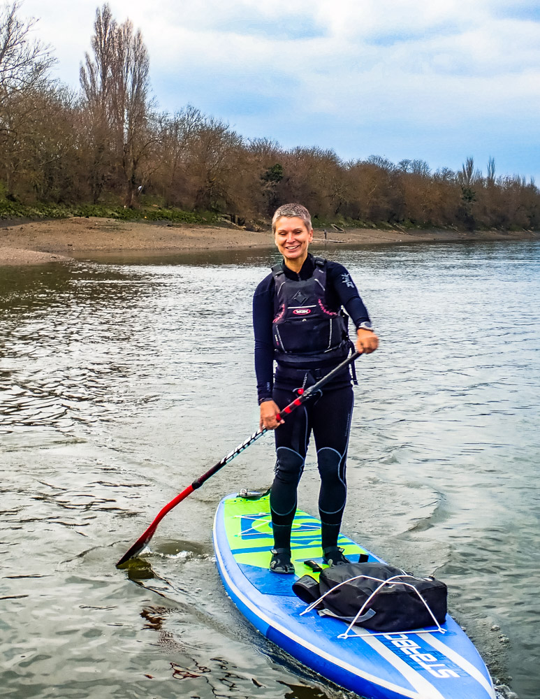 How much does it cost? - Our Introduction Sessions are £45 (normally £57) for 2 hours of paddleboarding.This includes a quick onland paddleboarding lesson and tour of the canals or the Thames.Once you've done your introduction session with us, you can join any of our paddles for £24 or £26 for our 3 hour tour on Regents Canal.