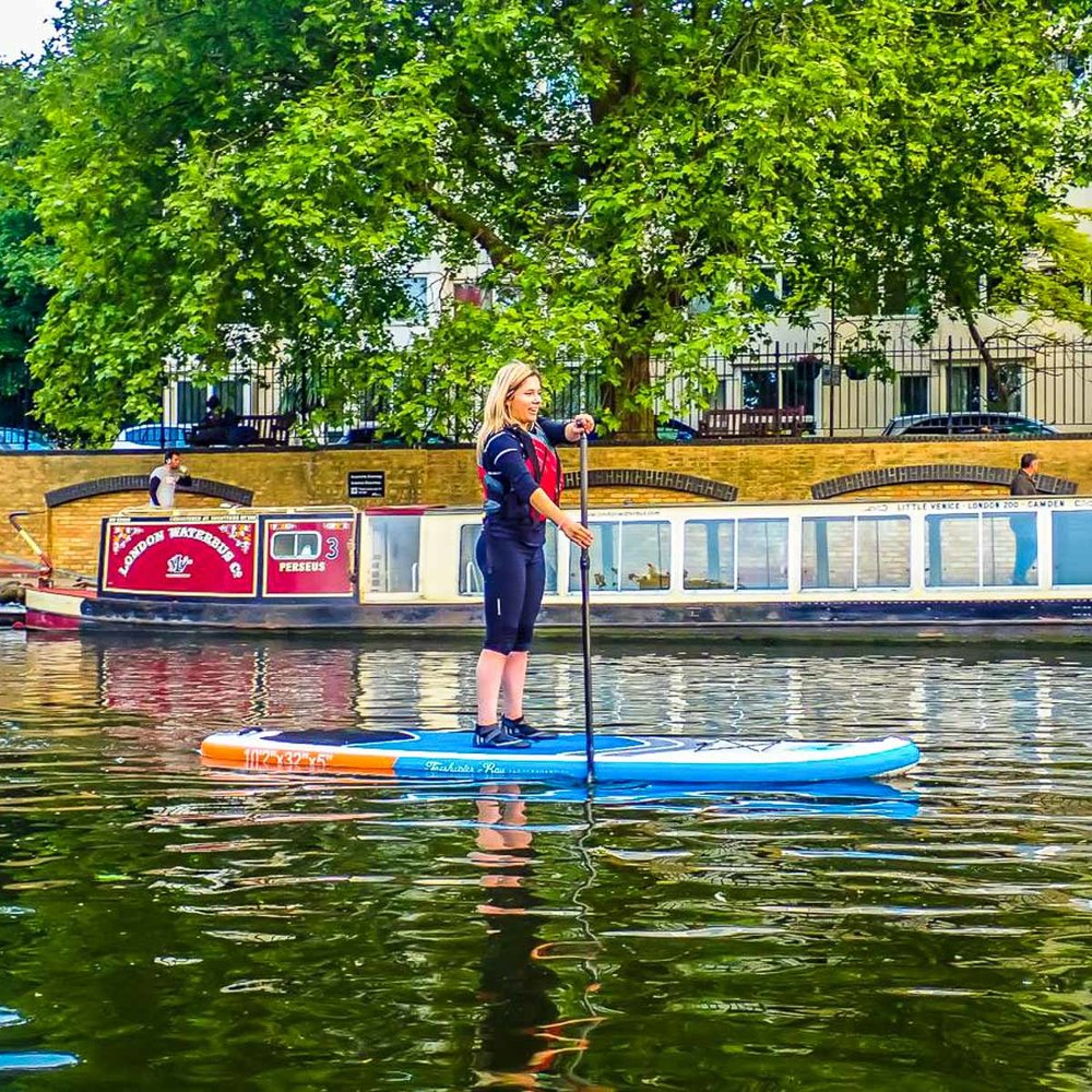 INTRODUCTION SESSION £49 - • Expert coaching to get you standing• Paddling and turning techniques• 1.5h - 2h guided SUP Tour• Board and Wetsuit hire• Join all future paddles for £24-26