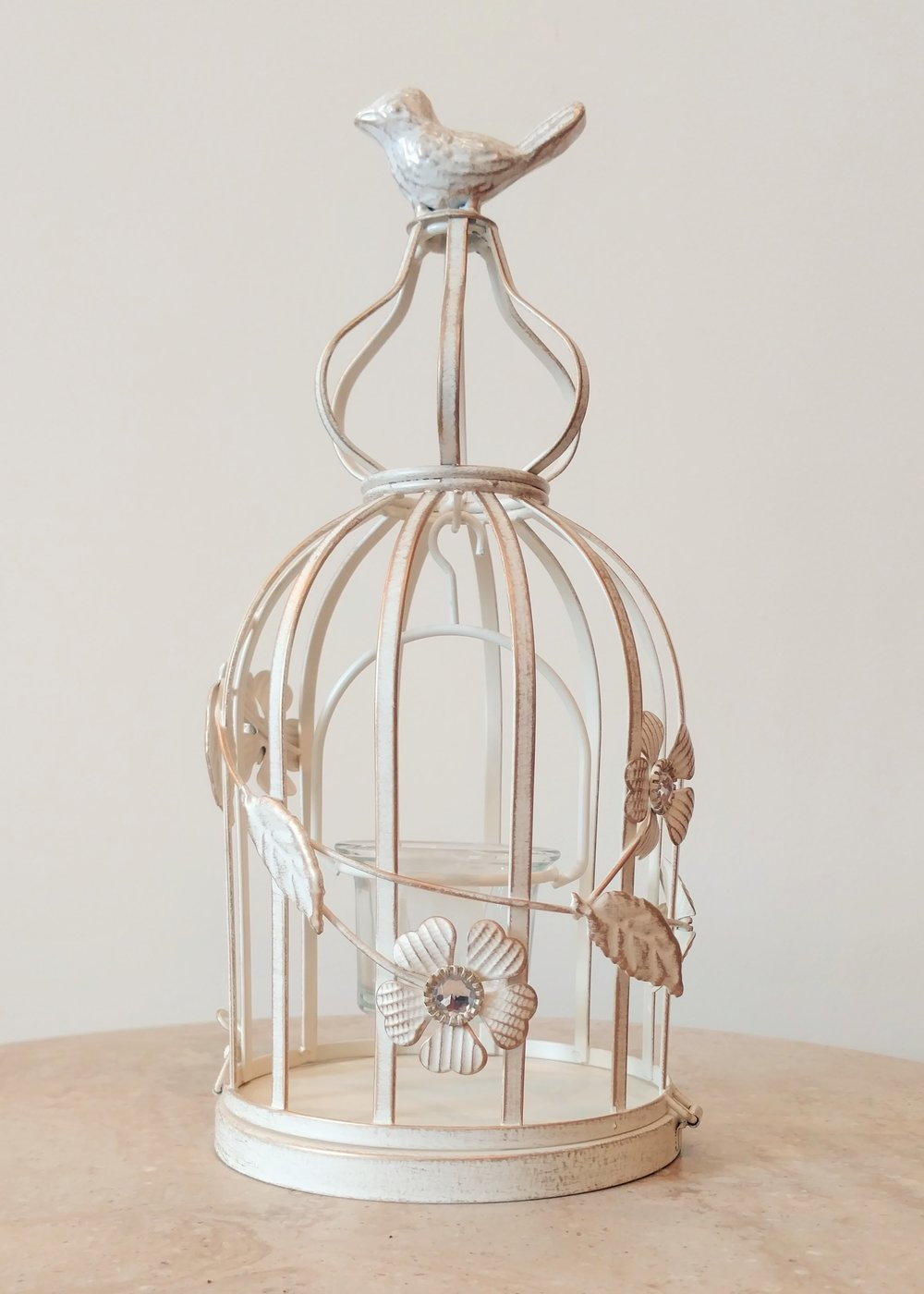 """11"""" Candle Cage"""