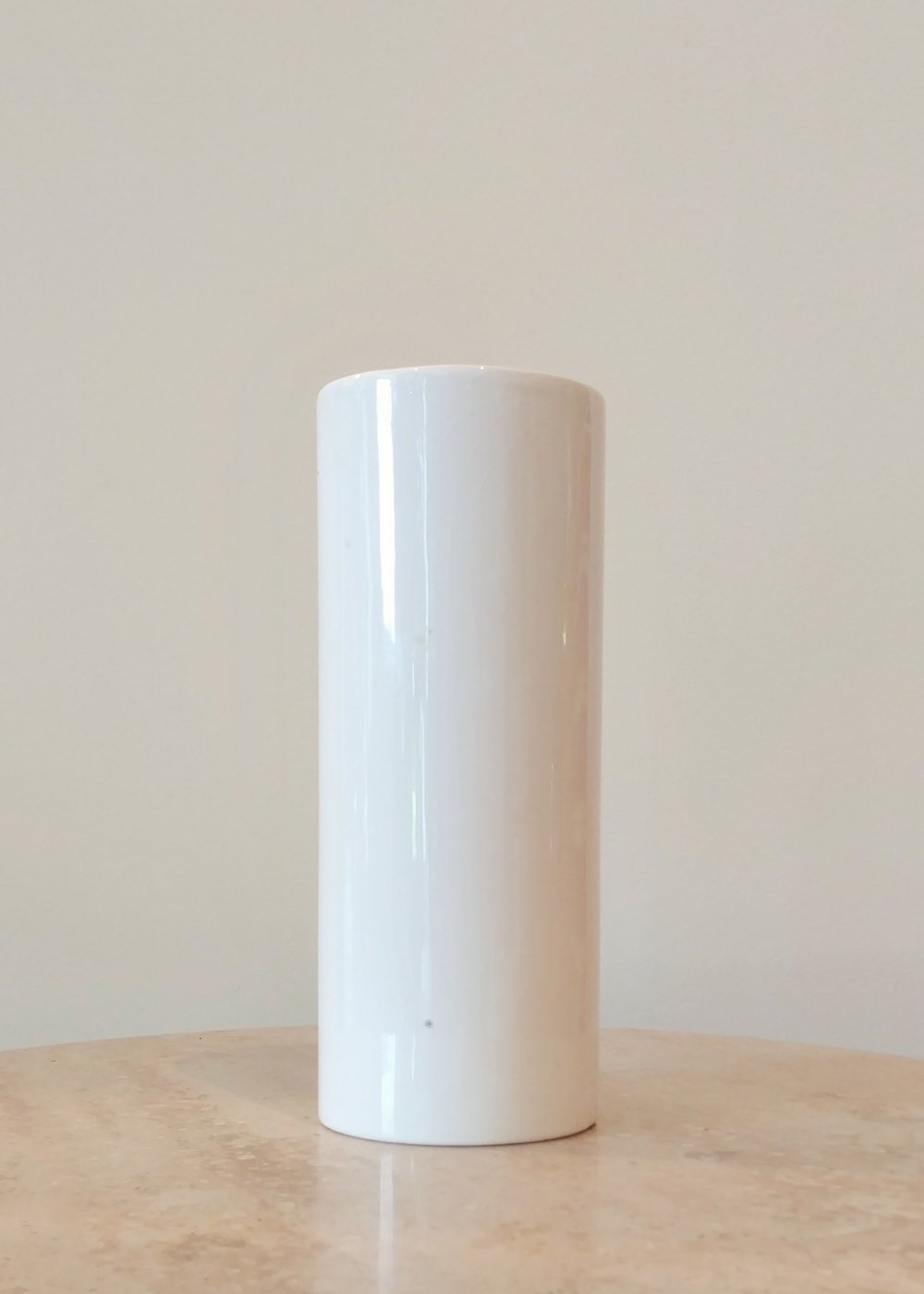 "8"" Smooth Vase (3"" Diameter)"