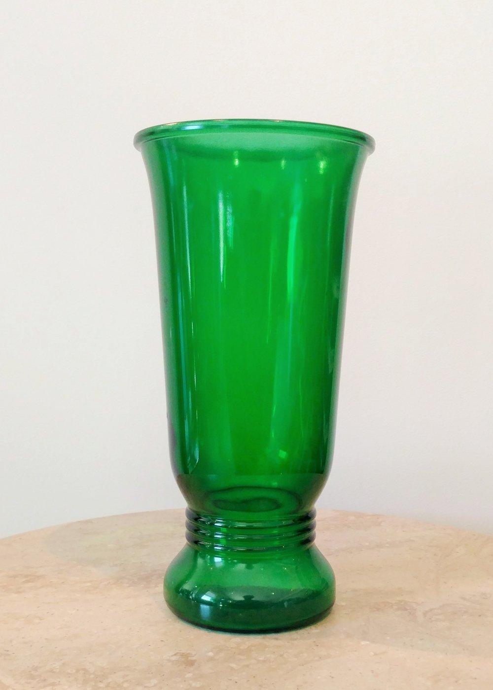 "9.5"" Curved Vase (4.5"" Diameter)"