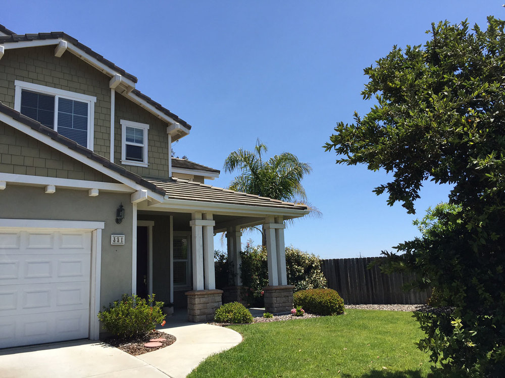 331 Gardengate Lane, Lompoc, California 93436 4 beds 3 baths 2,930 sqft   REPRESENTED SELLER - $509,000   SOLD in 2015