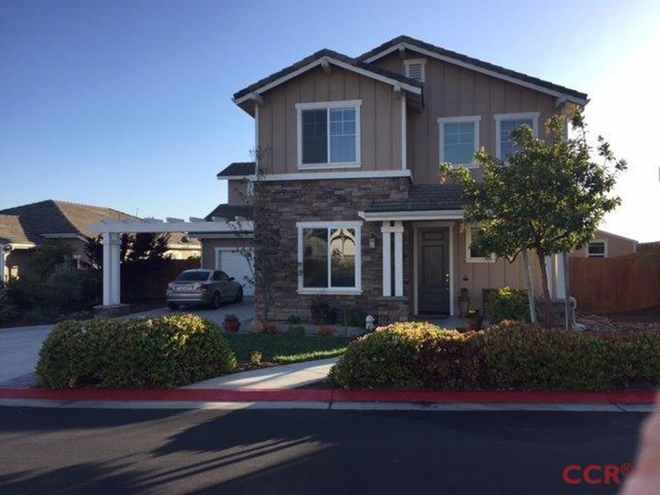 3765 Arbor View Lane, Lompoc, California 93436 3 beds 3 baths 2,237 sqft   REPRESENTED SELLER - $494,500   SOLD in 2016