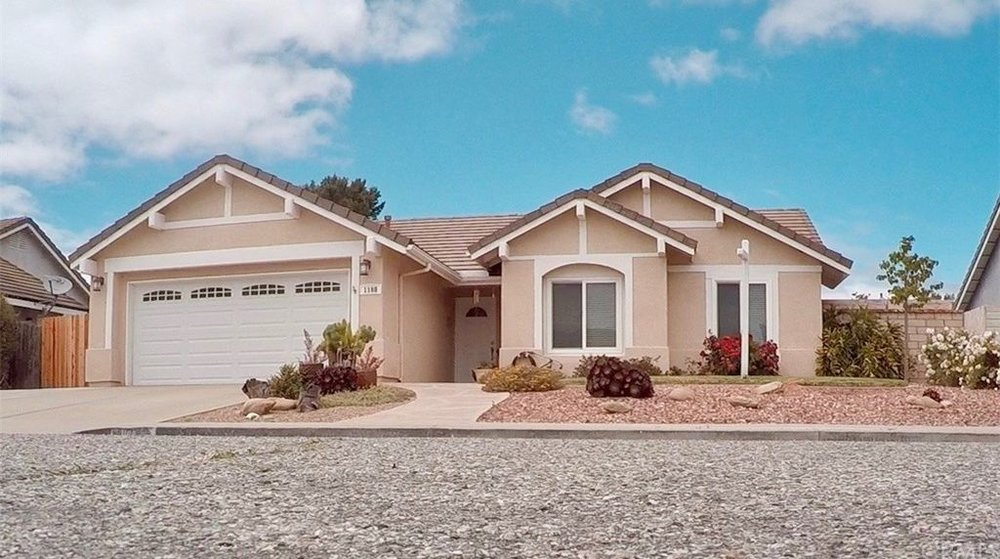 1108 Archer Street, Lompoc, California 93436 3 beds 2 baths 1,174 sqft   REPRESENTED BUYER - $347,000   SOLD in 2017