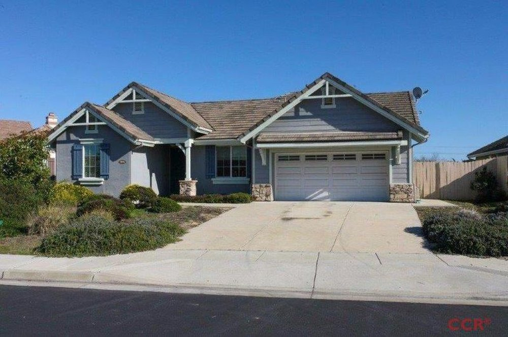 2976 Bayberry Court, Lompoc, California 93436 4 beds 3 baths 2,596 sqft   REPRESENTED BUYER - $544,000 SOLD in 2017