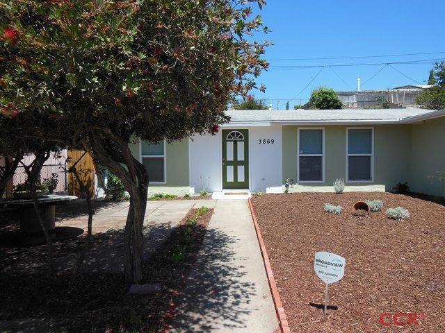 3869 Via Mondo, Lompoc, California 93436 3 beds 2 baths 1,080 sqft   REPRESENTED SELLER - $220,000 SOLD in 2014