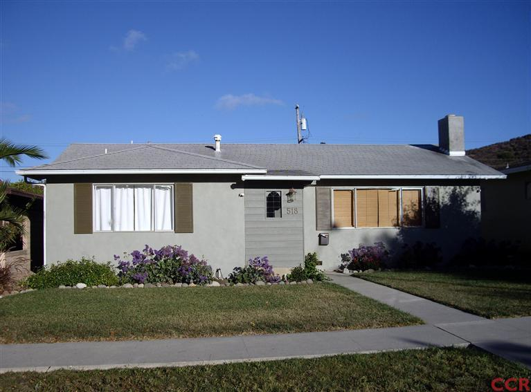 518 South K Street, Lompoc, California 93436 2 beds 1.5 baths 1,206 sqft   REPRESENTED BUYER - $145,500 SOLD in 2013