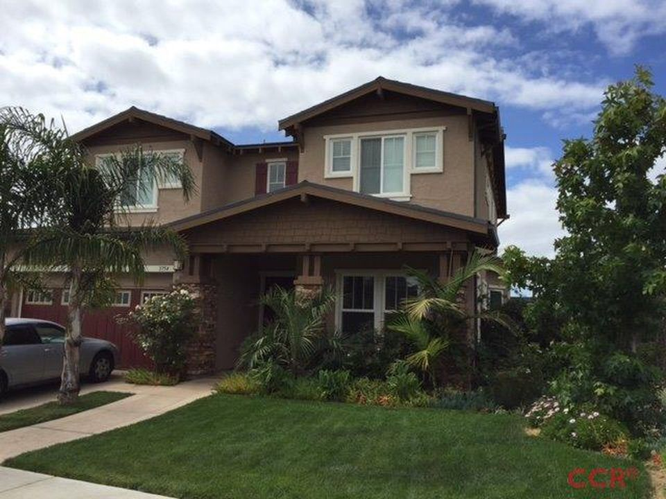 3754 Lunar Circle, Lompoc, California 93436 4 beds 3.5 baths 3,031 sqft   REPRESENTED SELLER - $534,000   SOLD in 2016
