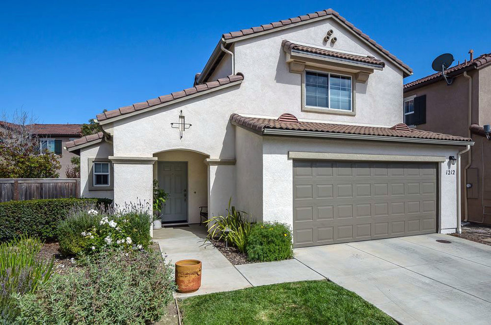 1212 Meridian Way, Lompoc, California 93436 2 beds 3 baths 1,091 sqft   REPRESENTED BUYER - $314,000 SOLD in 2016