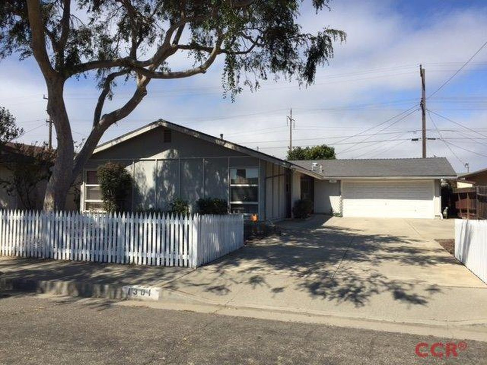 1301 Orchid Street, Lompoc, California 93436 4 beds 2 baths 1,342 sqft   REPRESENTED SELLER - $279,000 SOLD in 2016