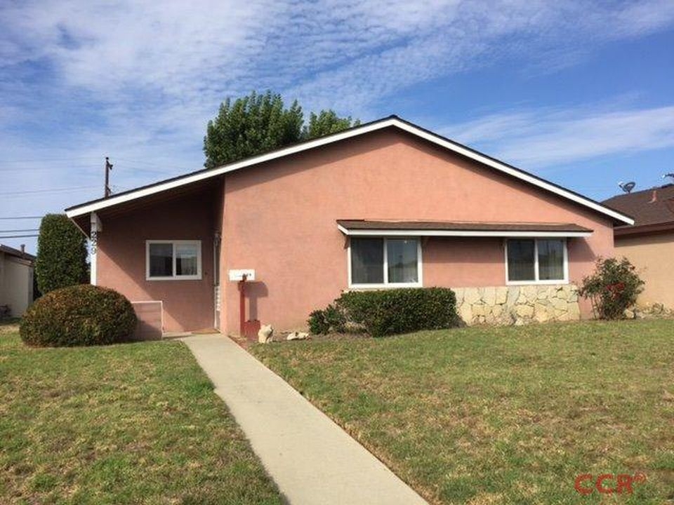 229 North 7th Street, Lompoc, California 93436 3 beds 2 baths 1,197 sqft   REPRESENTED SELLER - $275,000 SOLD in 2016