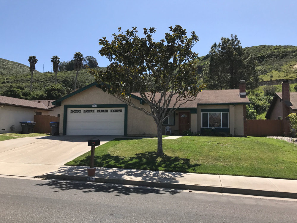 904 West Fir Avenue, Lompoc, California 93436 4 beds 2 baths 1,674 sqft   REPRESENTED SELLER - $339,000 SOLD in 2017