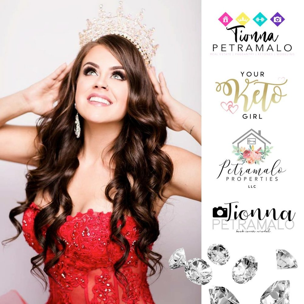 Official hair sponsor of Tionna Petramalo International Ms. USA 2018  @tionnapetramalo