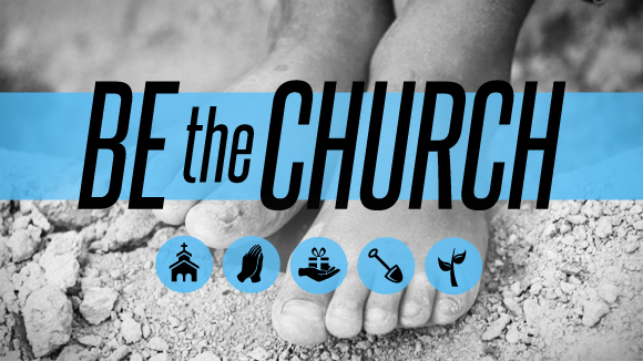If you are looking for a way to BE the CHURCH, plug into to one of our SERVE Teams.
