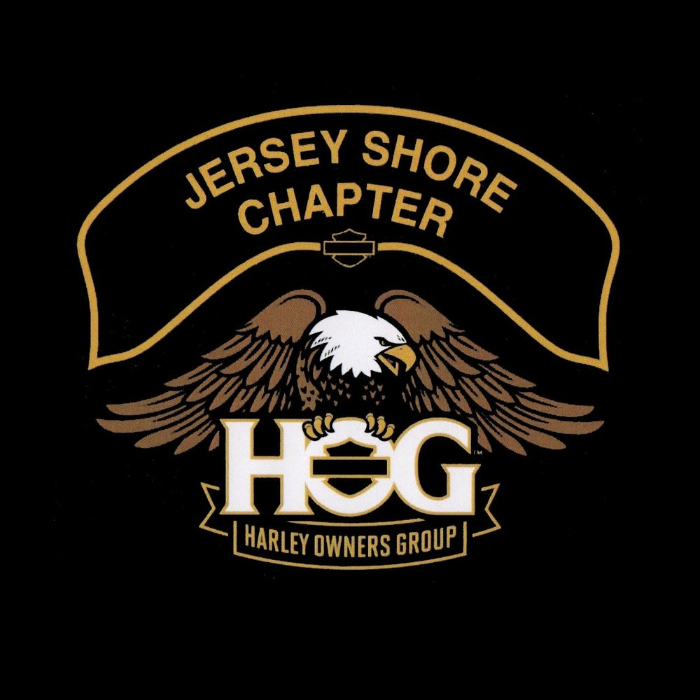 2. Join the Jersey Shore ChapterOnce you're a HOG member, you can join our Jersey Shore Chapter by completing our membership form and bringing it to Shoreline Harley Davidson or to our next general membership meeting listed on our events page. Be sure to bring you National HOG member ID card and the annual dues of $20. -