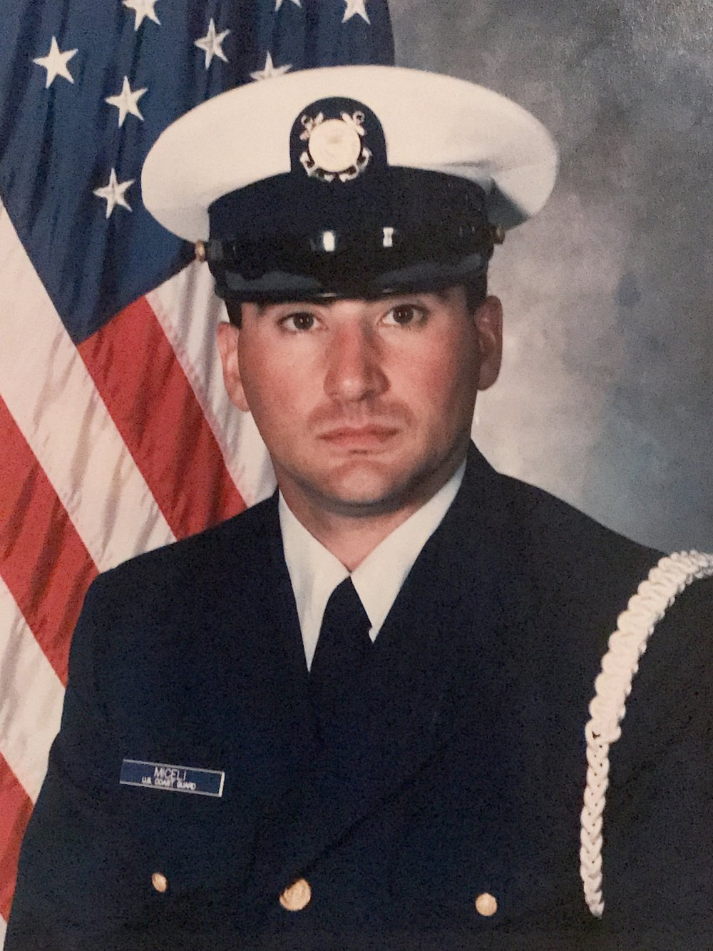 Giuseppe Miceli - Rank: Petty Officer E-4/AMT3 (Aviation Maintenance)1995-1999USCG Cutter ADAK WPB-1333- Sandy Hook, NJUSCG Air Station BrooklynUSCG Air Station Atlantic CityTemporary Assignments to USCG Air Station Borinquen-Aguadilla, Puerto Rico; mutiple deployments on many different Cutters. Medals/Awards: Marksman Pistol/Rifle; Meritorious Service Award;Meritorious Unit Award; National Defense; Good Conduct (Most Prized)