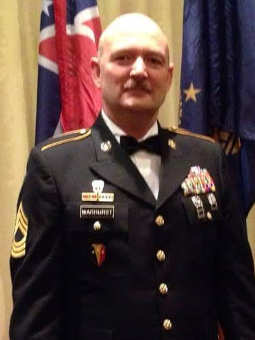 John Warhurst - Master SergeantActive Duty 1979-1994 NJ Army National Guard 1994-to present