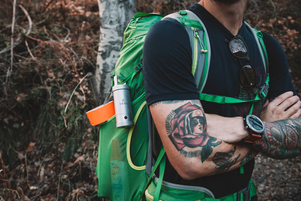 Backpacking - with VSSL