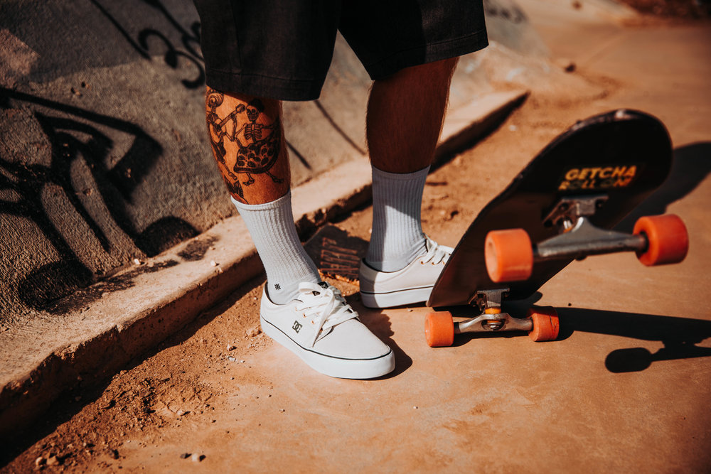 Summer Fun - with DC Shoes
