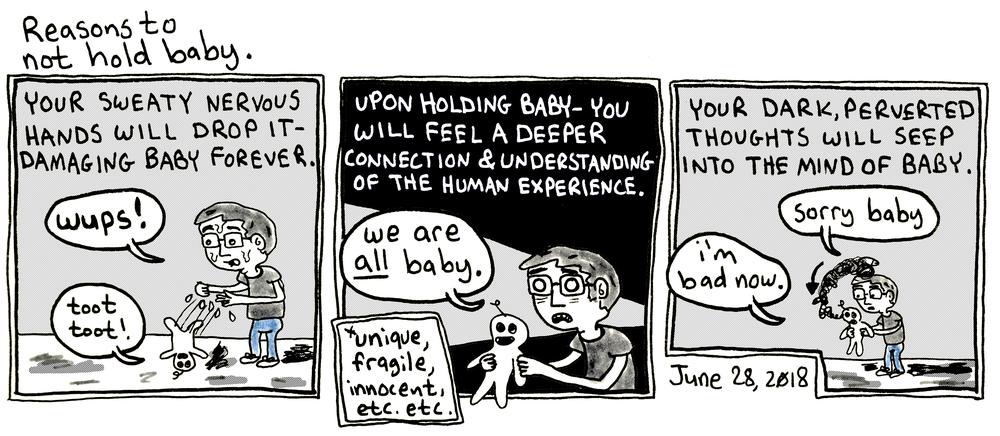 Monstieur Comics